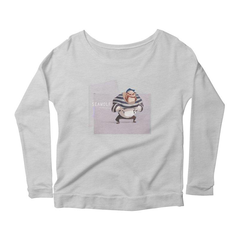 T.T. - SeaWOLF Women's Scoop Neck Longsleeve T-Shirt by iStoleHerPanties's Artist Shop