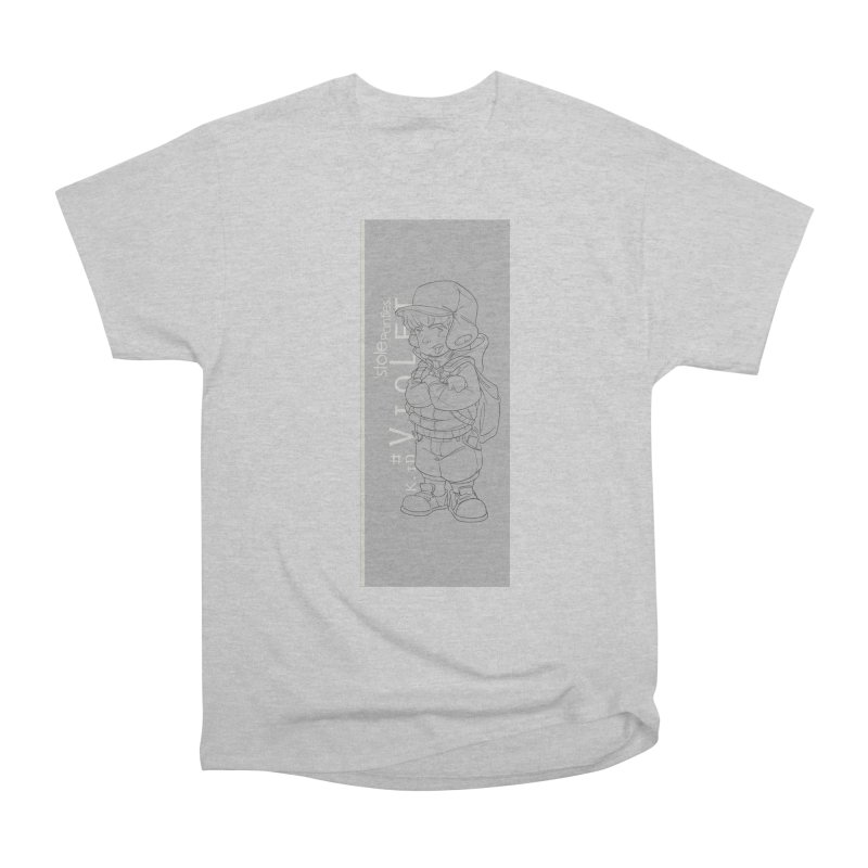 Up aBow D'm Days Men's Heavyweight T-Shirt by iStoleHerPanties's Artist Shop