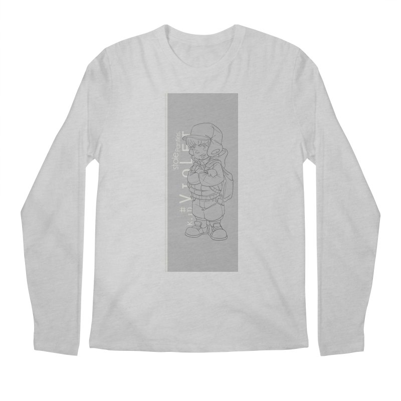 Up aBow D'm Days Men's Regular Longsleeve T-Shirt by iStoleHerPanties's Artist Shop