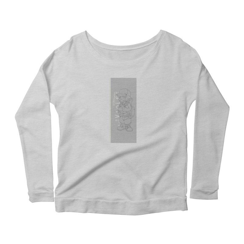 Up aBow D'm Days Women's Scoop Neck Longsleeve T-Shirt by iStoleHerPanties's Artist Shop