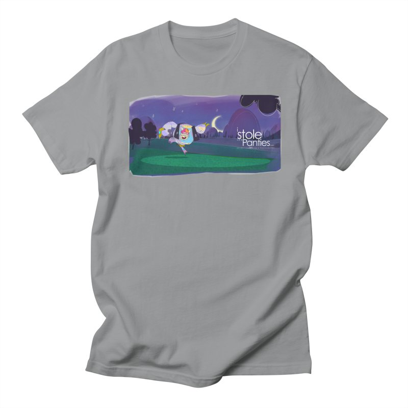 The PAnties GIant Men's Regular T-Shirt by iStoleHerPanties's Artist Shop