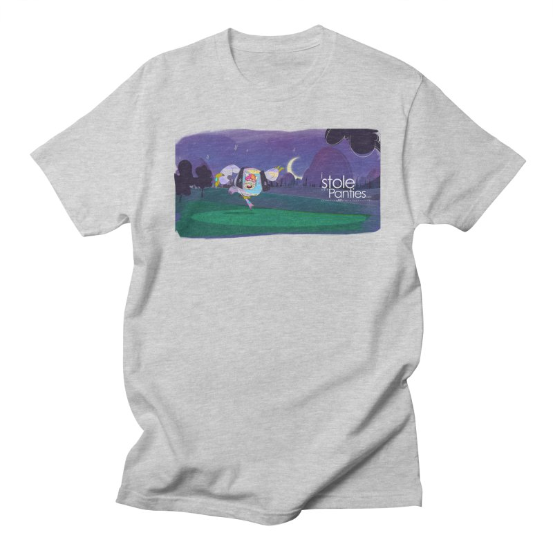 The PAnties GIant Men's Regular T-Shirt by iStoleHerPanties's Artist Shop