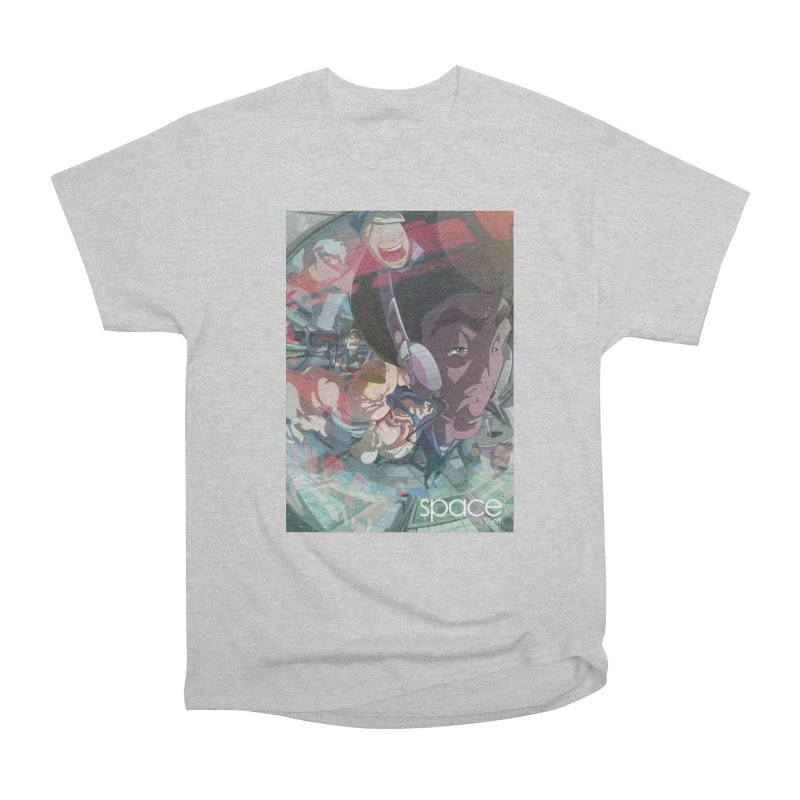 space +y.et. Women's Heavyweight Unisex T-Shirt by iStoleHerPanties's Artist Shop
