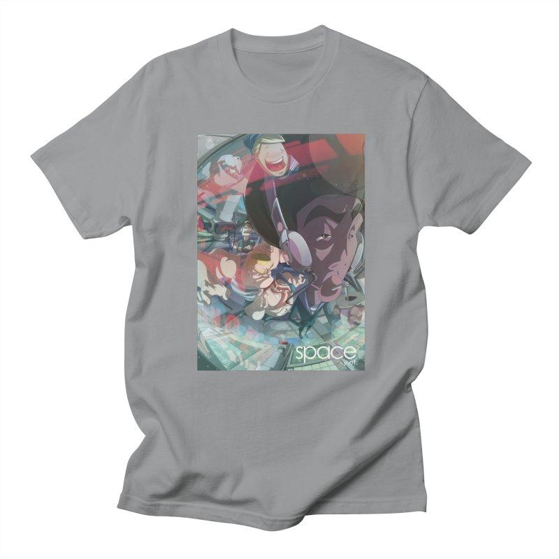 space +y.et. Men's Regular T-Shirt by iStoleHerPanties's Artist Shop