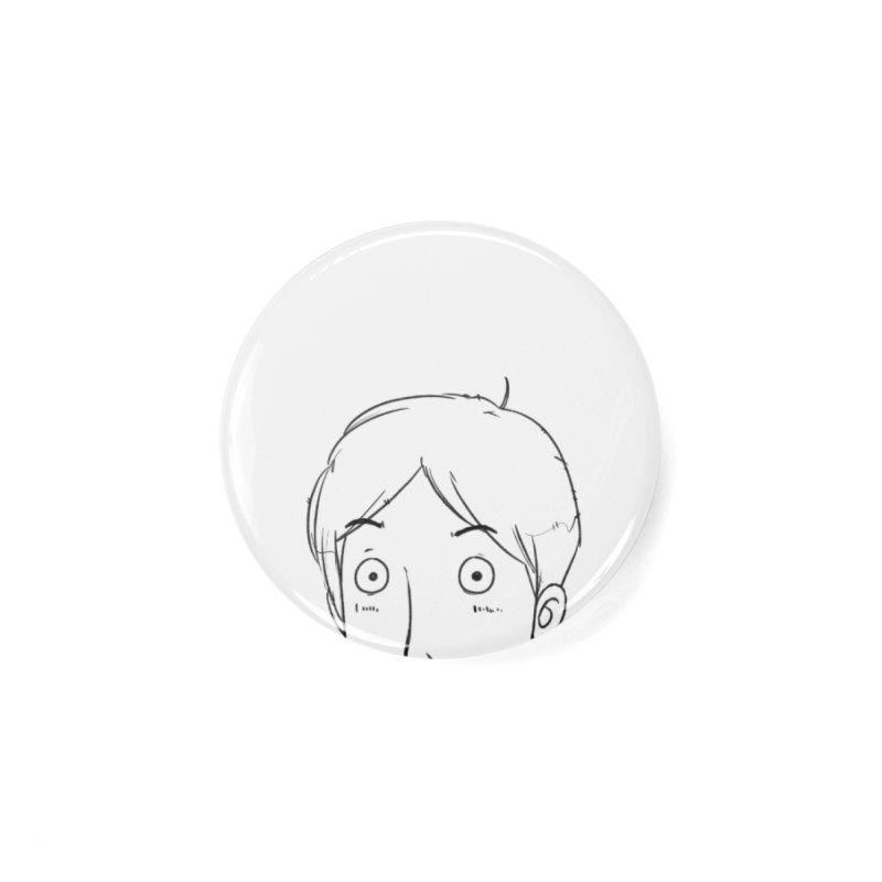 Achak Brooks Accessories Button by iStoleHerPanties's Artist Shop