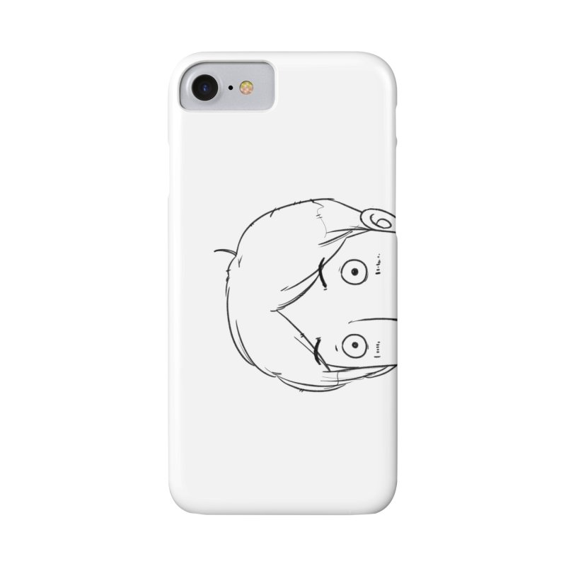 Achak Brooks Accessories Phone Case by iStoleHerPanties's Artist Shop