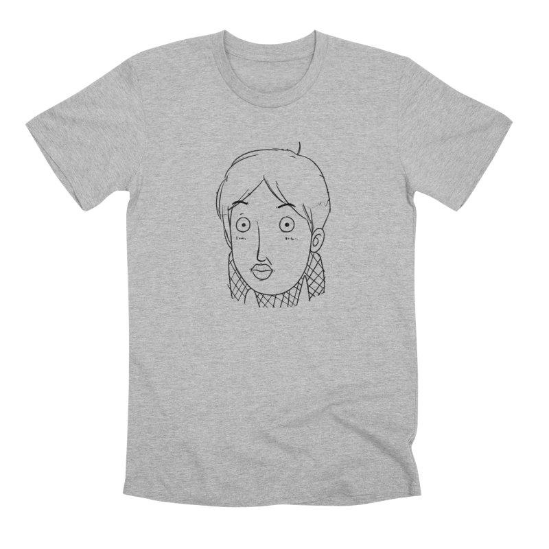 Achak Brooks Men's T-Shirt by iStoleHerPanties's Artist Shop