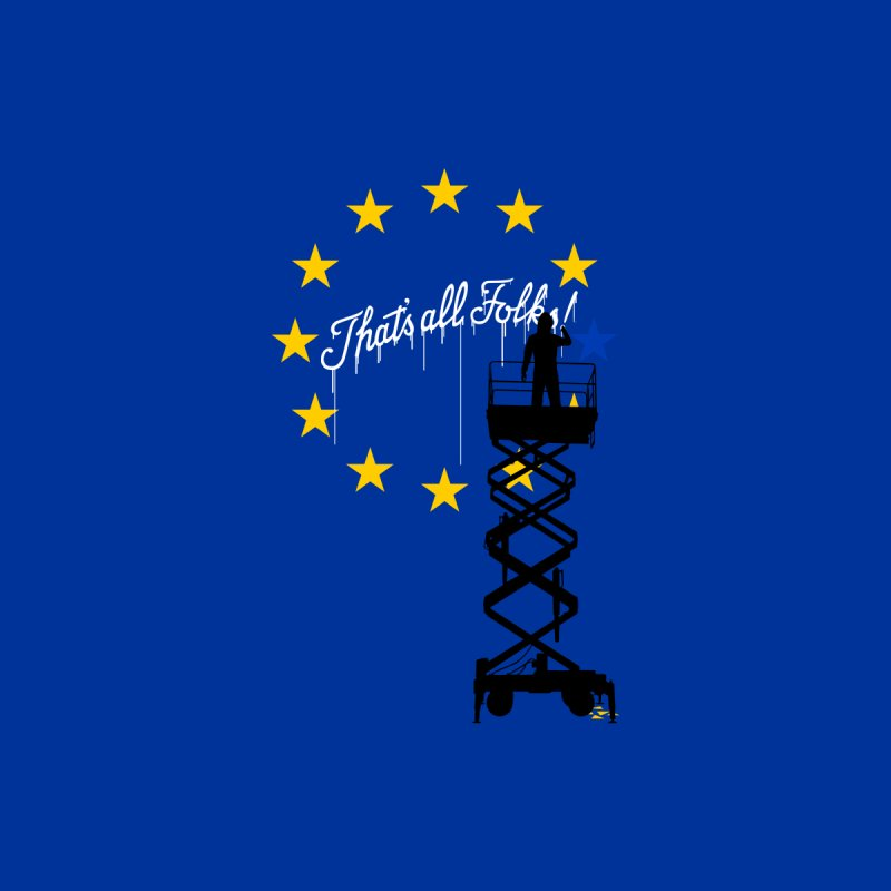 Brexit by I am a graphic designer