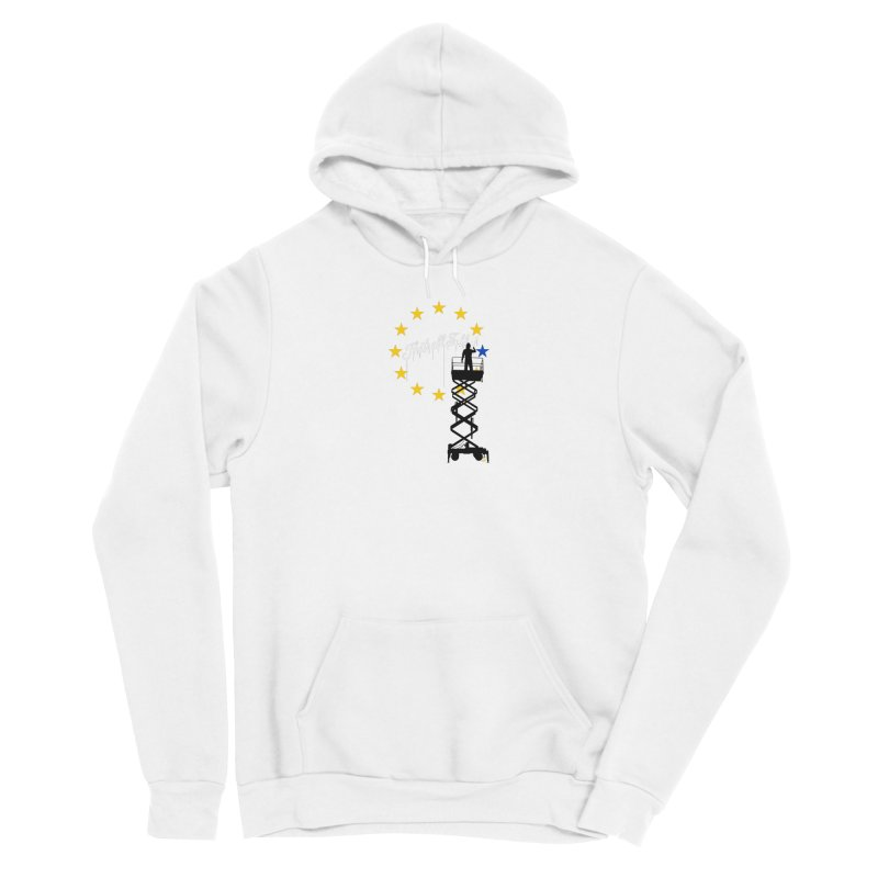 Brexit Women's Sponge Fleece Pullover Hoody by I am a graphic designer
