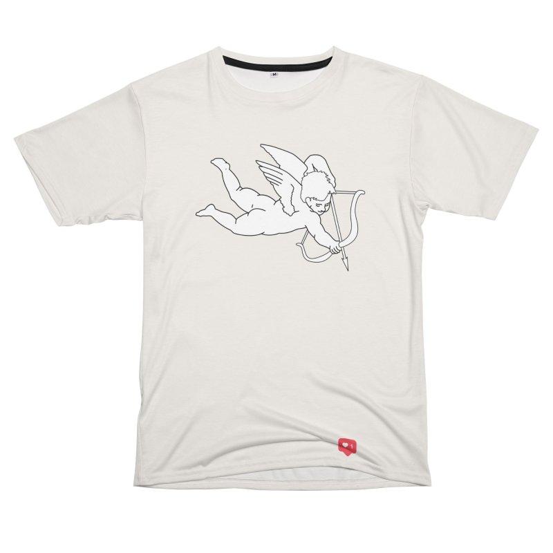 Modern Romance Men's T-Shirt Cut & Sew by I am a graphic designer