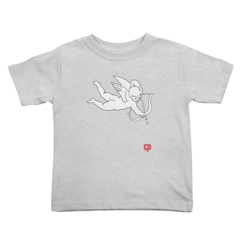 Modern Romance Kids Toddler T-Shirt by I am a graphic designer