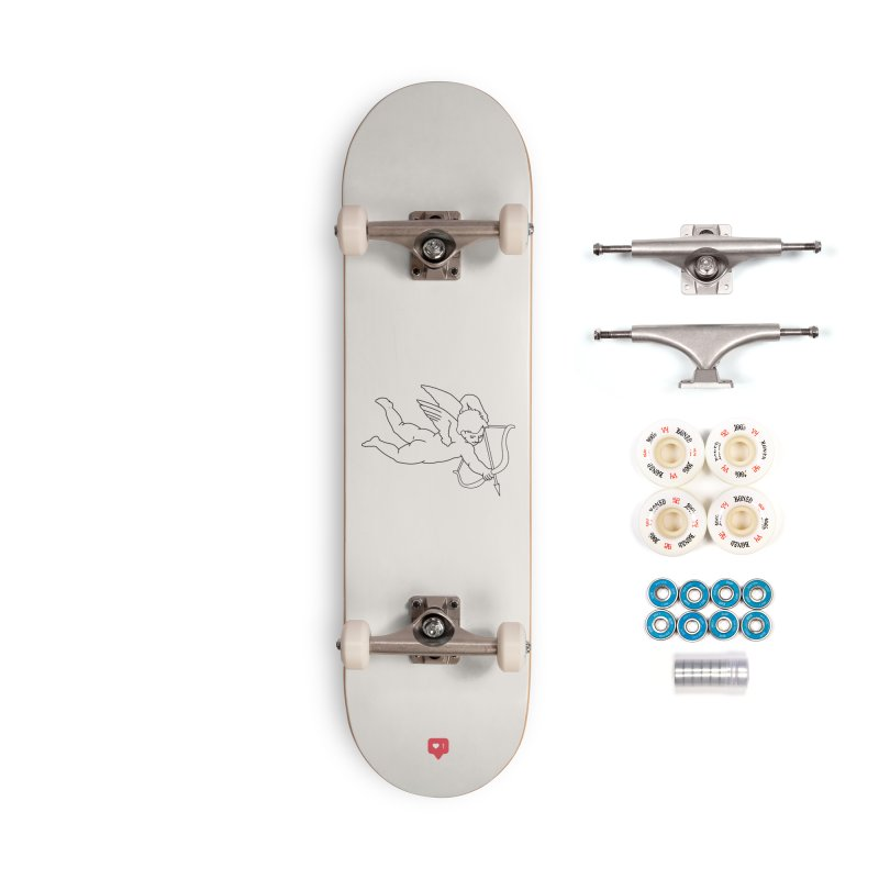 Modern Romance Accessories Complete - Premium Skateboard by I am a graphic designer
