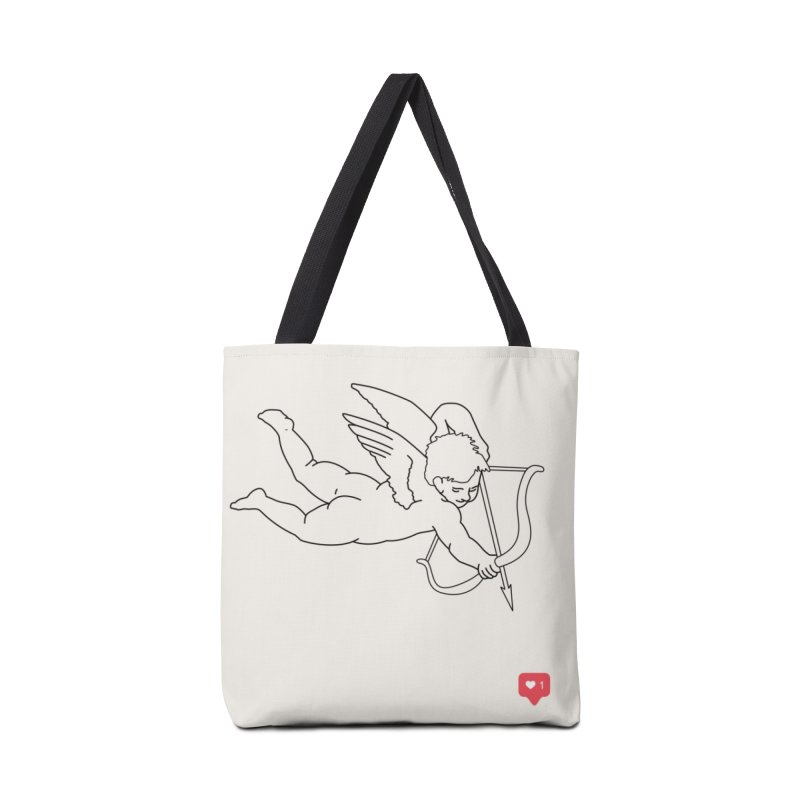 Modern Romance Accessories Tote Bag Bag by I am a graphic designer