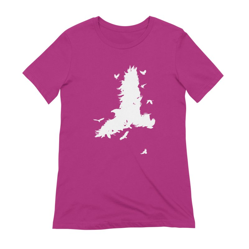 Safety In Numbers Women's Extra Soft T-Shirt by I am a graphic designer