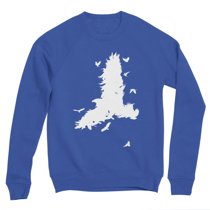 Safety In Numbers Men's Sponge Fleece Sweatshirt by I am a graphic designer