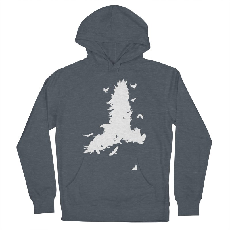 Safety In Numbers Men's French Terry Pullover Hoody by I am a graphic designer
