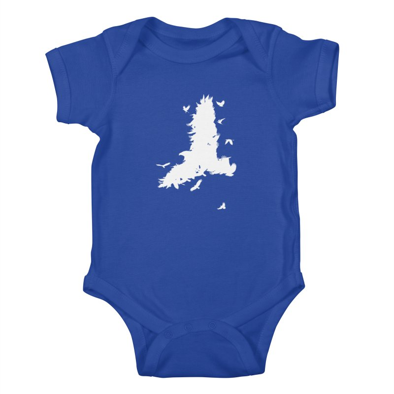 Safety In Numbers Kids Baby Bodysuit by I am a graphic designer