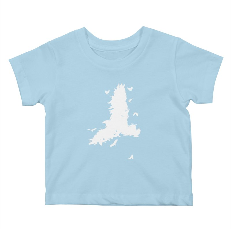 Safety In Numbers Kids Baby T-Shirt by I am a graphic designer