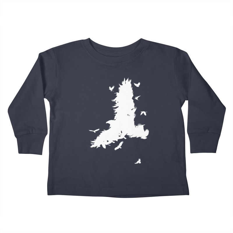 Safety In Numbers Kids Toddler Longsleeve T-Shirt by I am a graphic designer