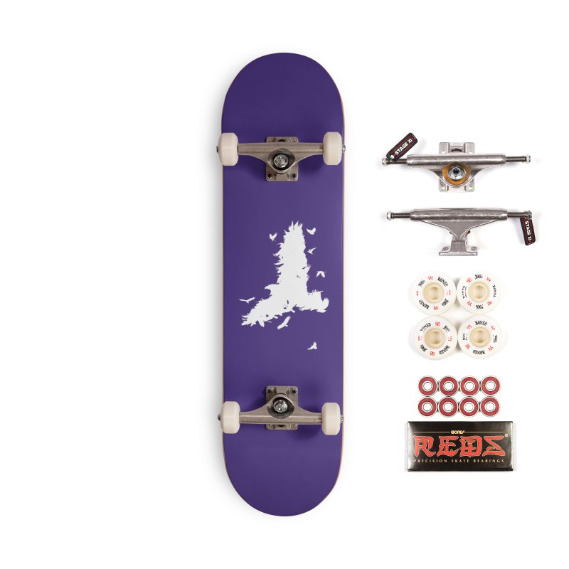 Safety In Numbers Accessories Complete - Pro Skateboard by I am a graphic designer