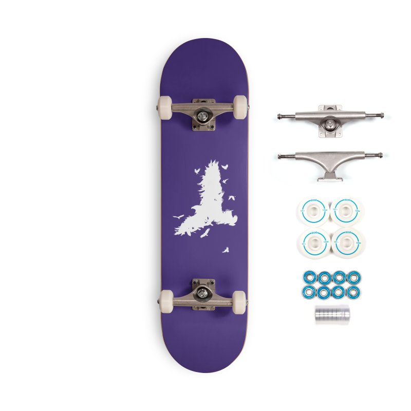 Safety In Numbers Accessories Complete - Basic Skateboard by I am a graphic designer