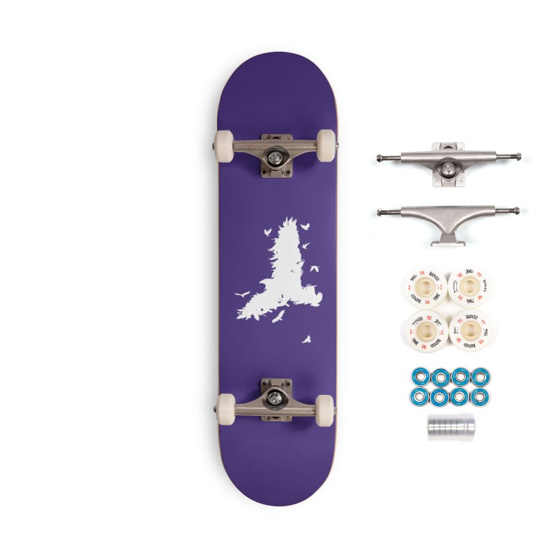 Safety In Numbers Accessories Complete - Premium Skateboard by I am a graphic designer