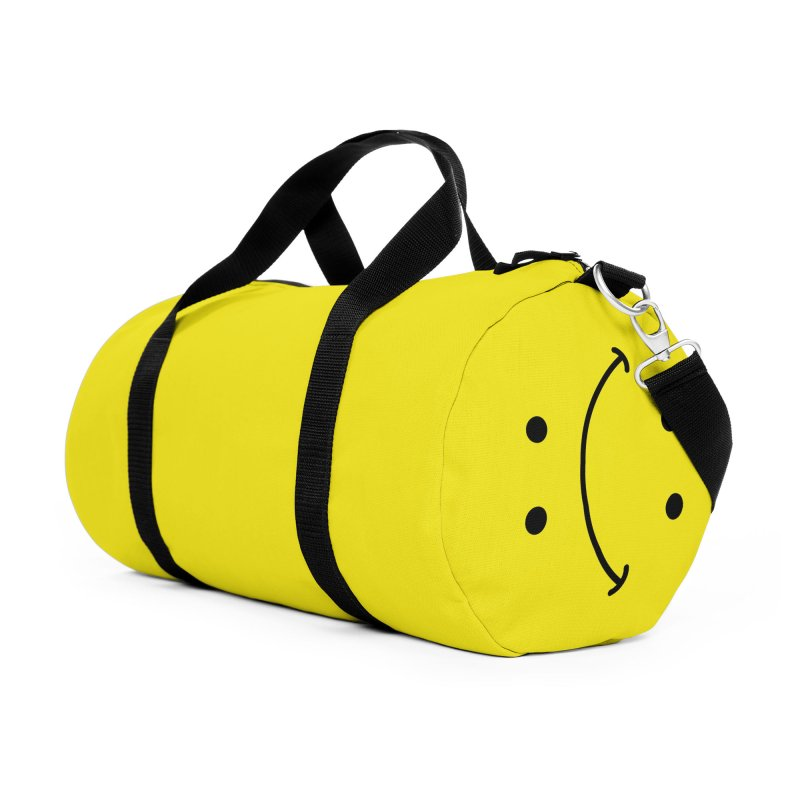 You Decide Accessories Duffel Bag Bag by I am a graphic designer