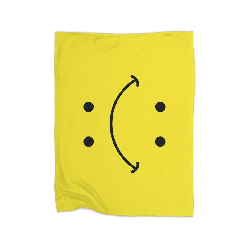 You Decide Home Fleece Blanket Blanket by I am a graphic designer