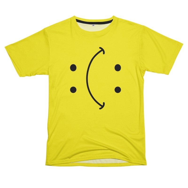 You Decide Women's Unisex T-Shirt Cut & Sew by I am a graphic designer