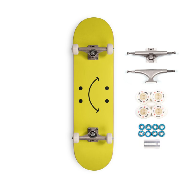 You Decide Accessories Complete - Premium Skateboard by I am a graphic designer