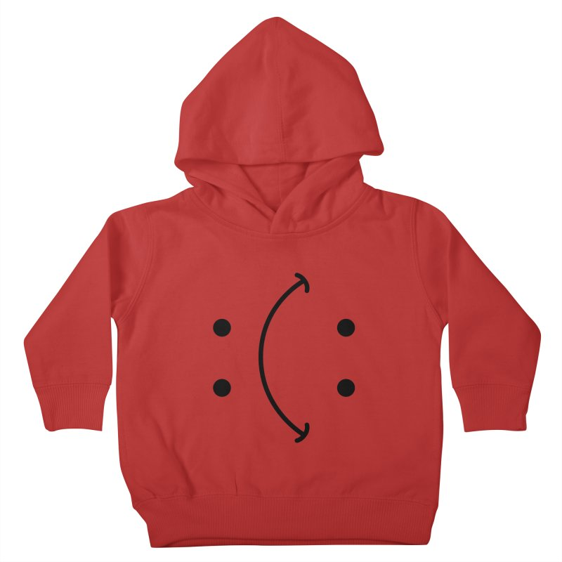 You Decide Kids Toddler Pullover Hoody by I am a graphic designer