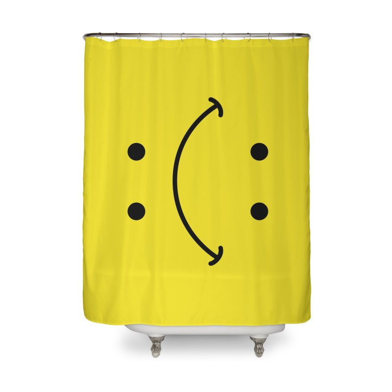 You Decide Home Shower Curtain by I am a graphic designer