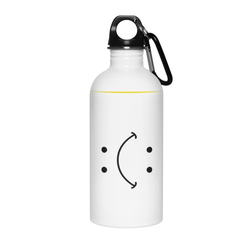 You Decide Accessories Water Bottle by I am a graphic designer