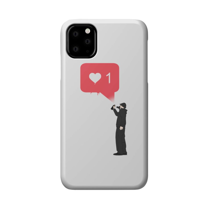 Modern Heart Accessories Phone Case by I am a graphic designer
