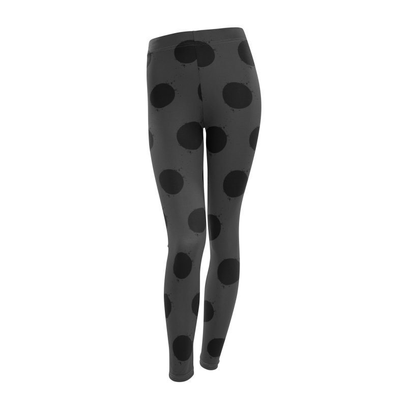 Black Hole Women's Leggings Bottoms by I am a graphic designer