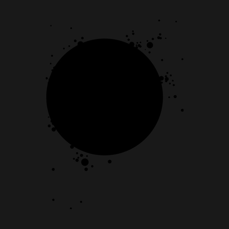 Black Hole by I am a graphic designer