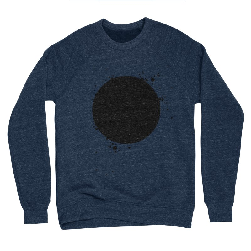 Black Hole Women's Sponge Fleece Sweatshirt by I am a graphic designer