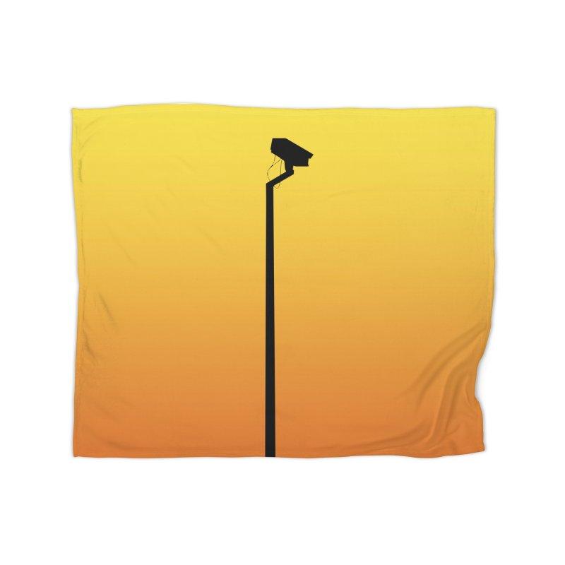 Celebrity Home Fleece Blanket Blanket by I am a graphic designer