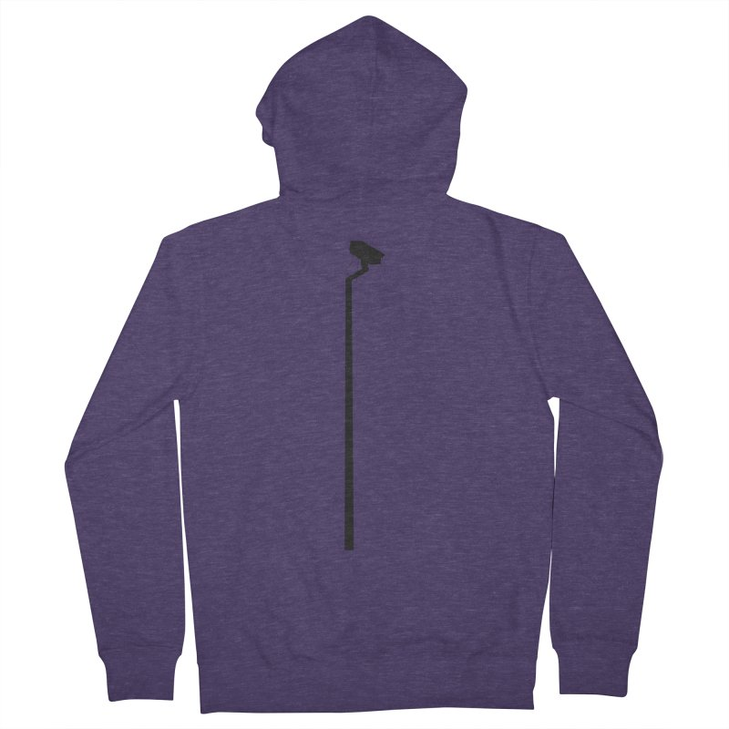 Celebrity Men's French Terry Zip-Up Hoody by I am a graphic designer