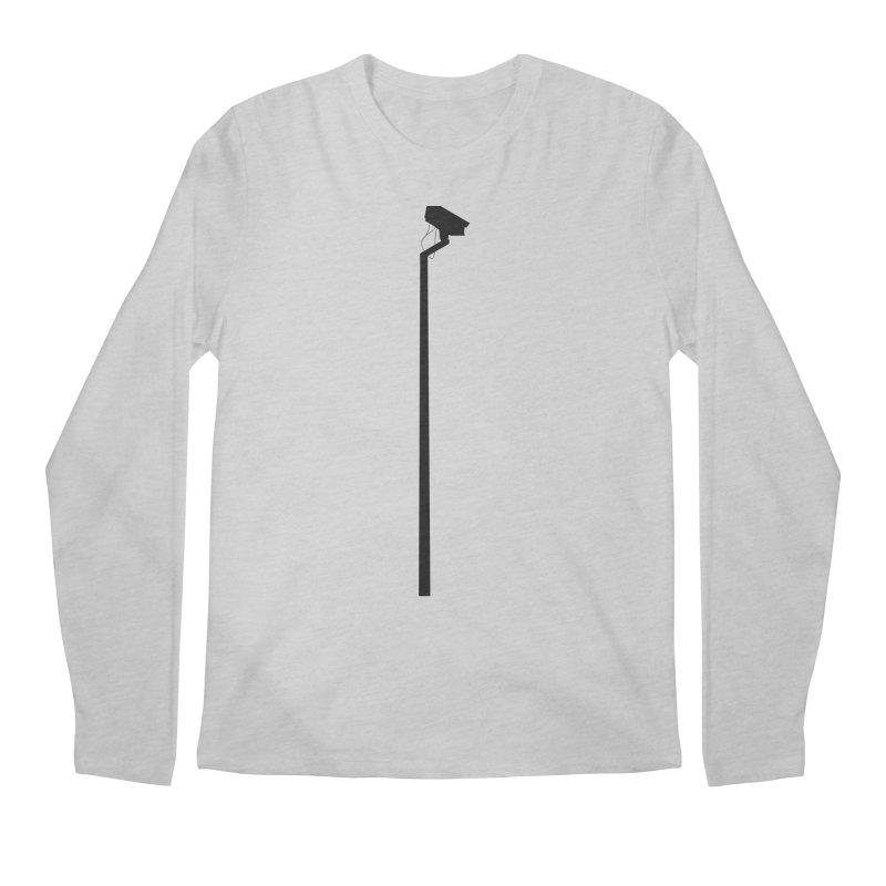 Celebrity Men's Regular Longsleeve T-Shirt by I am a graphic designer