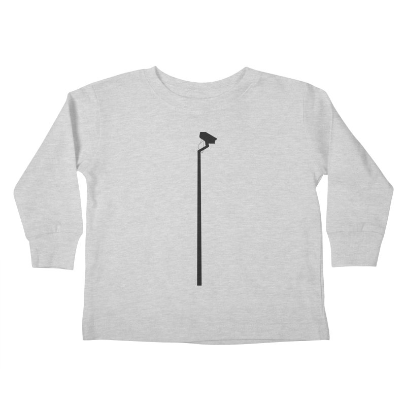 Celebrity Kids Toddler Longsleeve T-Shirt by I am a graphic designer