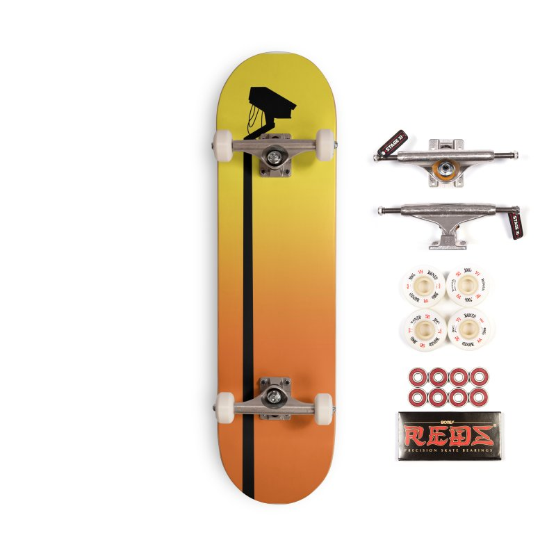 Celebrity Accessories Complete - Pro Skateboard by I am a graphic designer