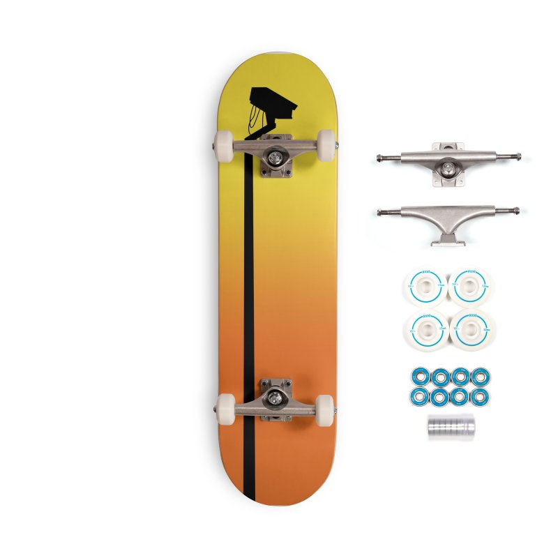 Celebrity Accessories Complete - Basic Skateboard by I am a graphic designer