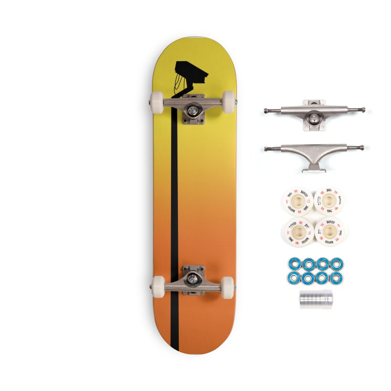 Celebrity Accessories Complete - Premium Skateboard by I am a graphic designer