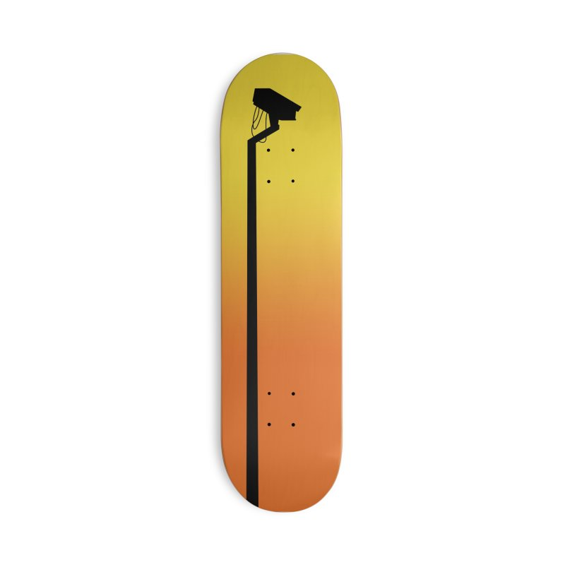 Celebrity Accessories Deck Only Skateboard by I am a graphic designer