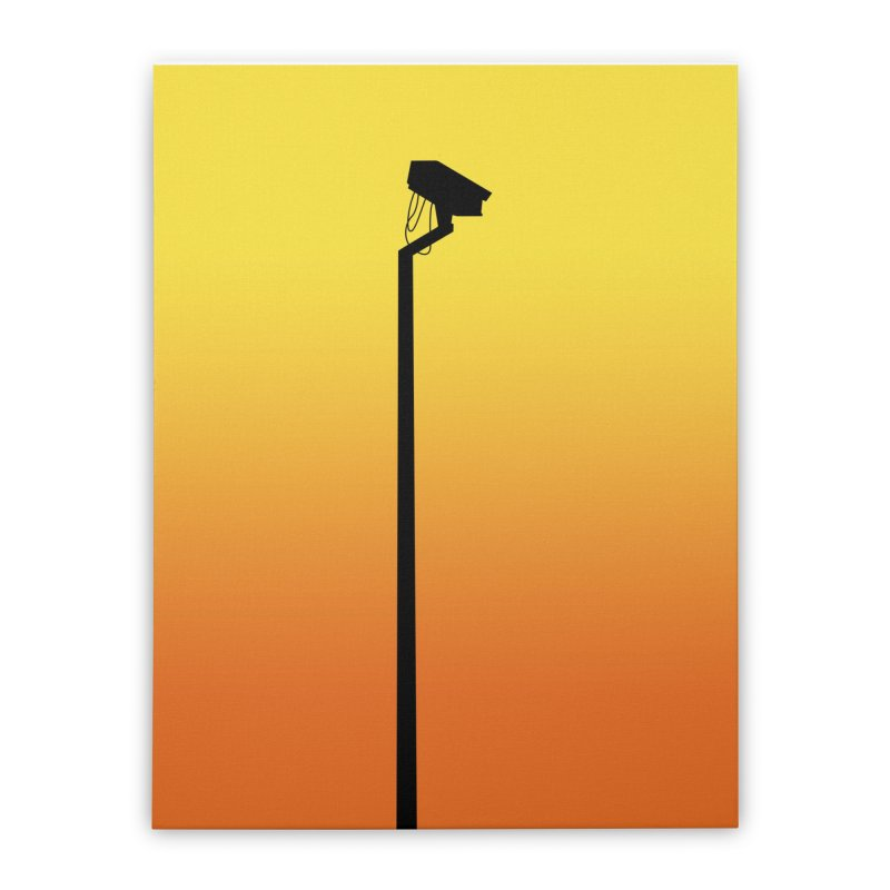 Celebrity Home Stretched Canvas by I am a graphic designer