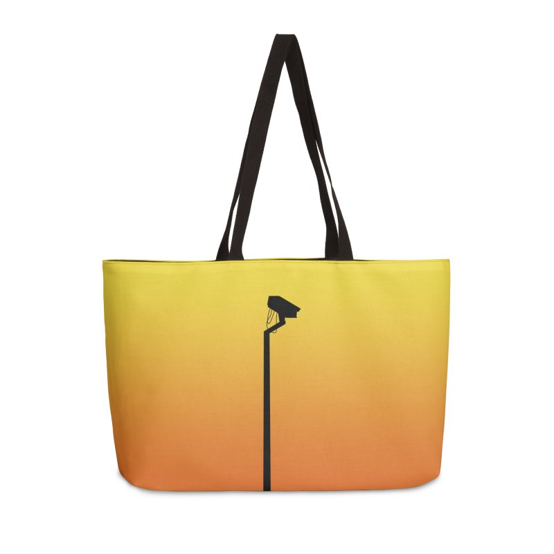 Celebrity Accessories Weekender Bag Bag by I am a graphic designer