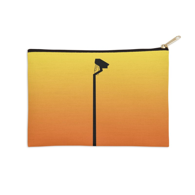 Celebrity Accessories Zip Pouch by I am a graphic designer
