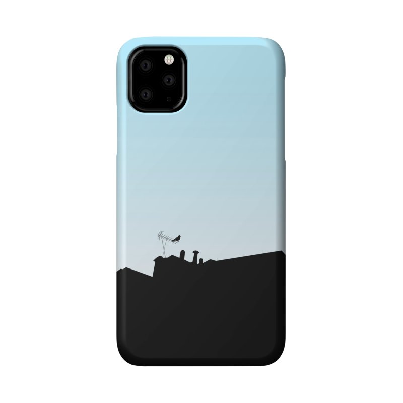 Solitary Accessories Phone Case by I am a graphic designer
