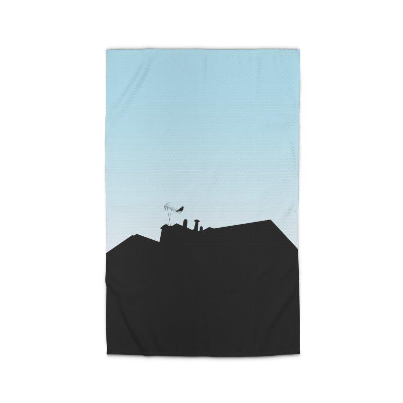 Solitary Home Rug by I am a graphic designer